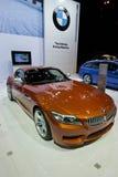 Coupé 2013 de BMW Z4 photographie stock libre de droits