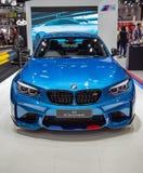 Coupé BMWs M2 lizenzfreies stockfoto