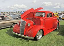 Coupé 1937 de Chevrolet Images stock