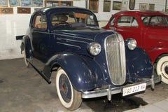 Coupé 1936 de Chevrolet de voiture de vintage Images libres de droits