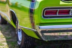 Coupé de 1969 Dodge Coronet Photos libres de droits