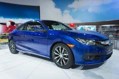 Coupé 2016 de Honda Civic Images stock