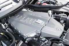 Coupé de Mercedes-Benz SLS AMG Image stock