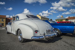 Coupé 1948 de sport de Chevrolet Fleetmaster Photos stock