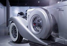 Coupé 1936 del convertibile del modello SJN di Duesenberg immagini stock