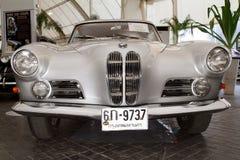 Coupé di BMW 503, automobili dell'annata Fotografia Stock Libera da Diritti