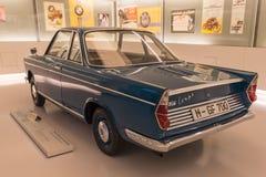 Coupé di BMW 700 - lato Fotografie Stock Libere da Diritti