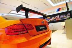 Coupé di BMW M3 GTS Immagine Stock