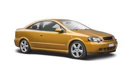 Coupé di Opel Astra G fotografie stock