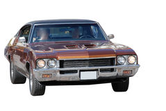 Coup� Car Stock Image