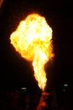 Coup d'incendie Photos stock