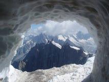 Coup d'oeil 2 de montagne Photos libres de droits