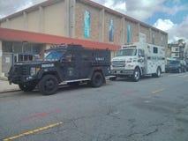 Coup de Newark Images libres de droits