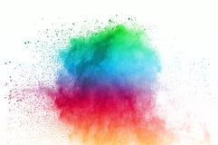 Coup de poussière Image stock