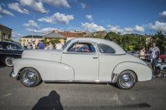 Coupé 1948 de sport de Chevrolet Fleetmaster Image libre de droits