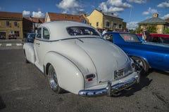 Coupé 1948 de sport de Chevrolet Fleetmaster Images stock