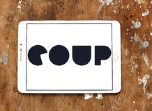 COUP eScooter Sharing Royalty Free Stock Photos