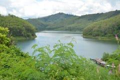 Coup Lang Dam Photos stock