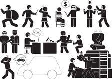 coupable Illustration Libre de Droits
