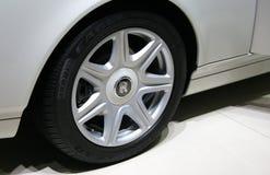 coupe ρόδα Rolls-$l*royce λεπτομέρειας drophead &ph Στοκ φωτογραφία με δικαίωμα ελεύθερης χρήσης