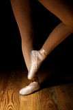 Coupe Ballerina Feet Royalty Free Stock Photos