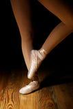 Coupe Ballerina Feet royalty free stock photos