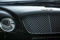 Coupe Bentley континентальный GT Стоковое фото RF