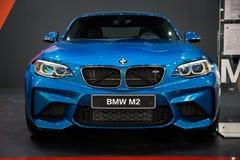 Coupe BMW M2 Стоковые Изображения RF