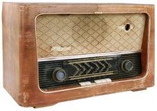 Coupe-circuit par radio en bois Image libre de droits