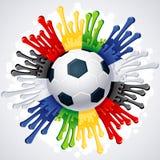 Coupe du monde illustration libre de droits