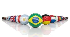 Coupe du monde Image libre de droits