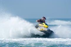 Coupe du monde de Cup de ski d'avion à réaction du Roi 2009 à Pattaya Image stock