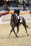 Coupe du monde de Dressage Images libres de droits