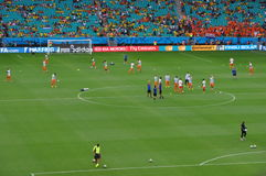Coupe du monde de Fifa 2014 Photo libre de droits