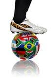 Coupe du monde de l'Afrique du Sud Image libre de droits