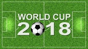 Coupe du monde du football FullHD 2018 banque de vidéos
