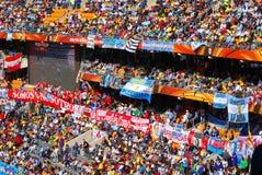 Coupe du monde en Afrique du Sud Photographie stock