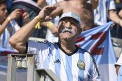 Coupe du monde 2014 - le Brésil Images libres de droits