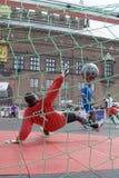 Coupe du monde sans foyer Photo libre de droits