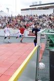 Coupe du monde sans foyer Image libre de droits