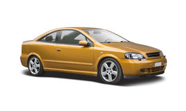 Coupe Opel Astra g стоковые фото