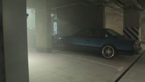 Coupe sportowy samochód zdjęcie wideo