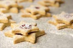 Coupeur de biscuit images libres de droits
