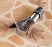 Coupeur de tuyau ou outil de coupe Images stock