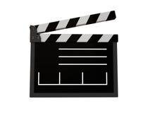 coupez le film illustration de vecteur