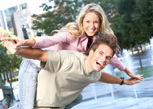 Couple Royalty Free Stock Photography