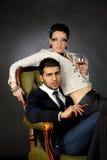 The couple Stock Photo