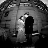 Couple. Engagement photo Stock Photography