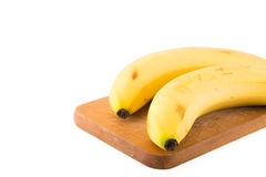 A couple of Bannanas Royalty Free Stock Photography