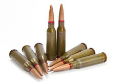 Couple of bullets Royalty Free Stock Photography